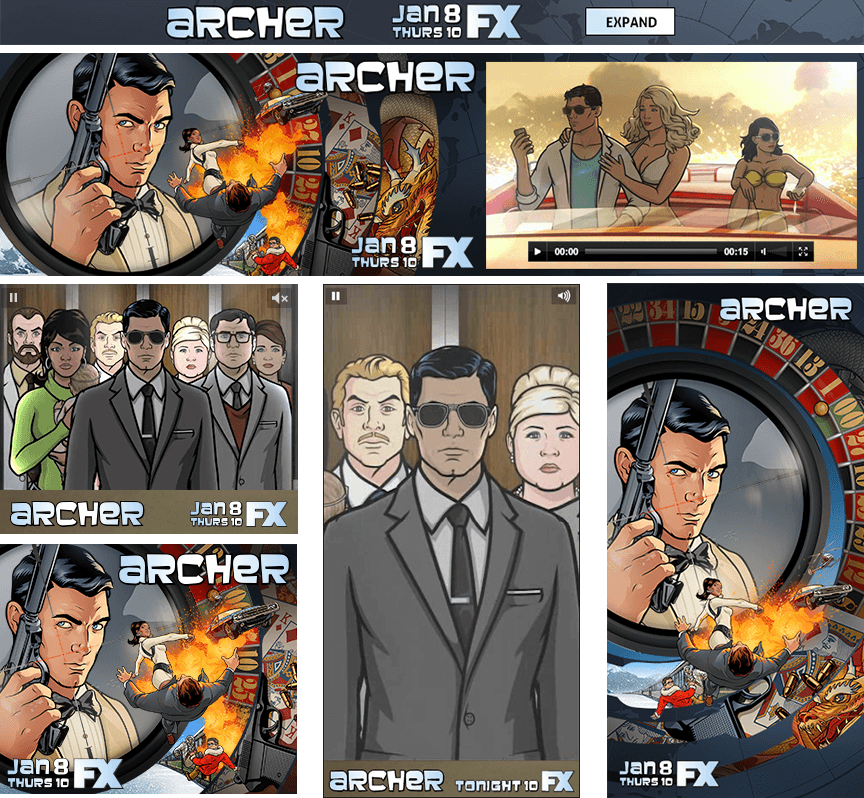 Archer - Firestride Media