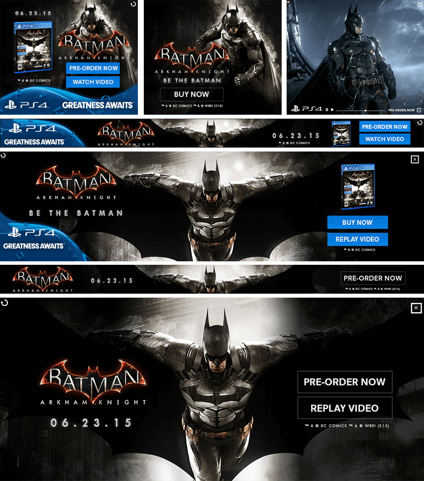 Batman - Arkham Knight - Firesride Media
