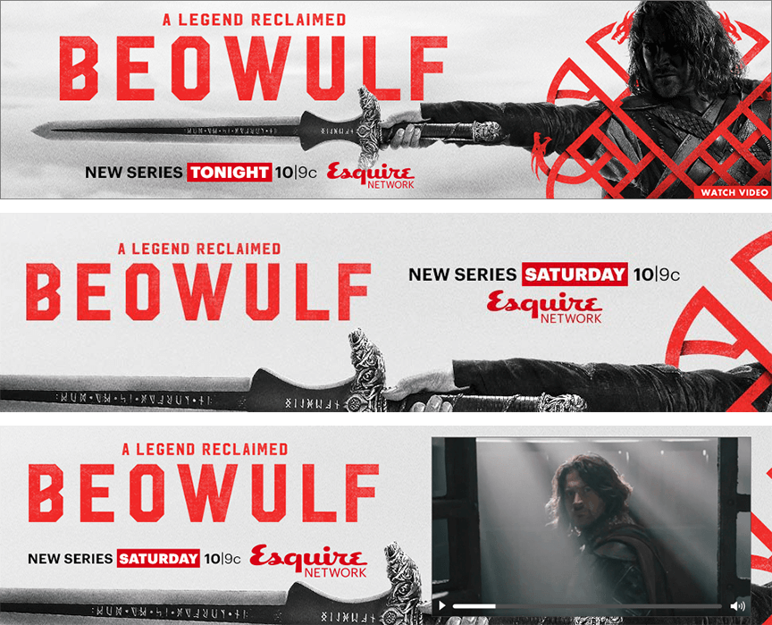 Esquire's Beowulf - Firestride Media