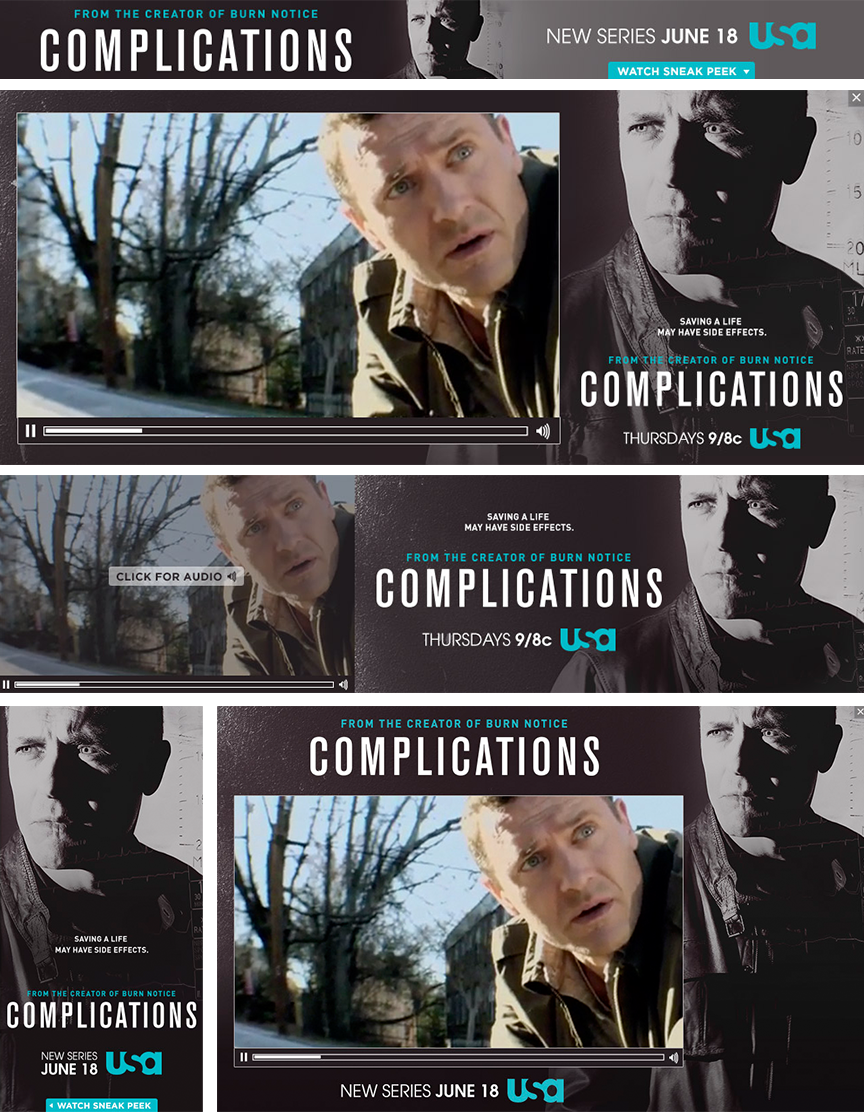 Complications - Firestride Media