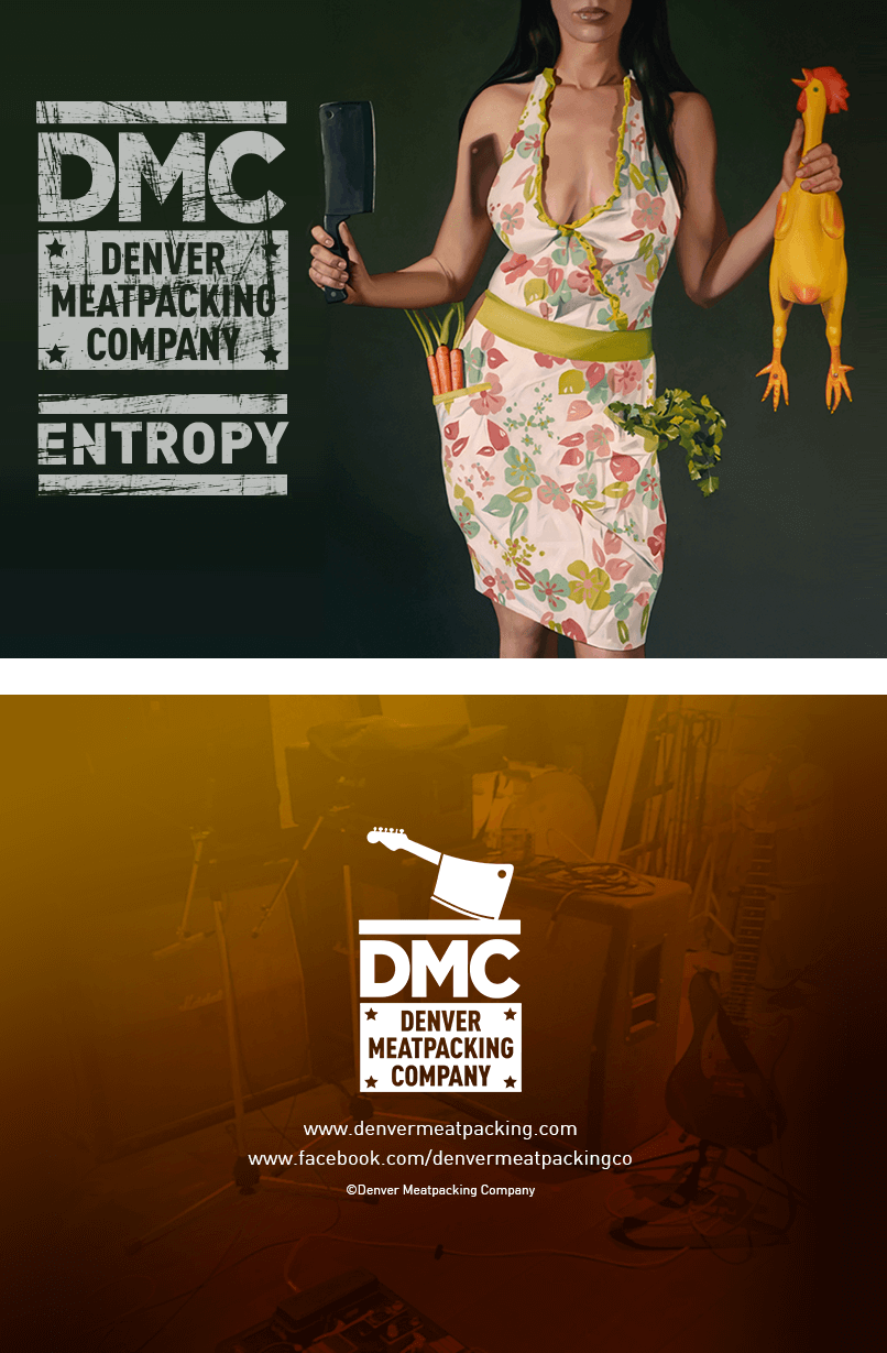 Denver Meatpacking Company - Entropy Design - Firestride Media