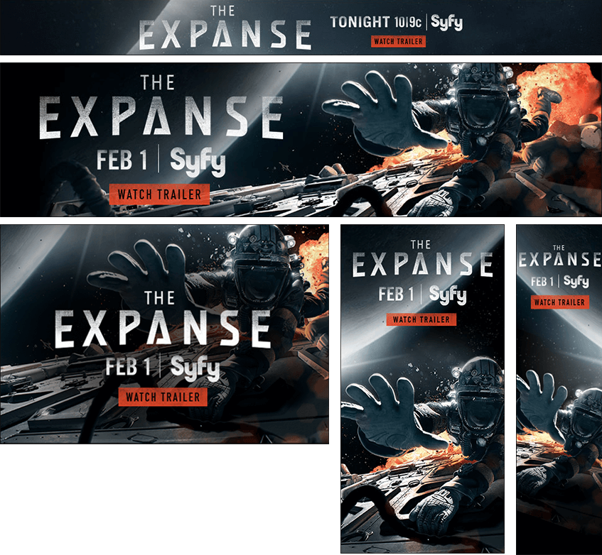 The Expanse Project Images - Firestride Media