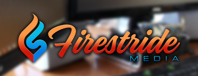Firestride Media Logo