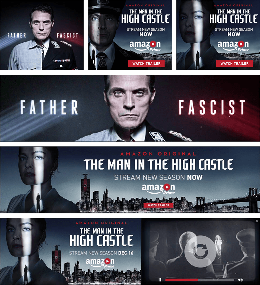 Man in the High Castle Project Images - Firestride Media
