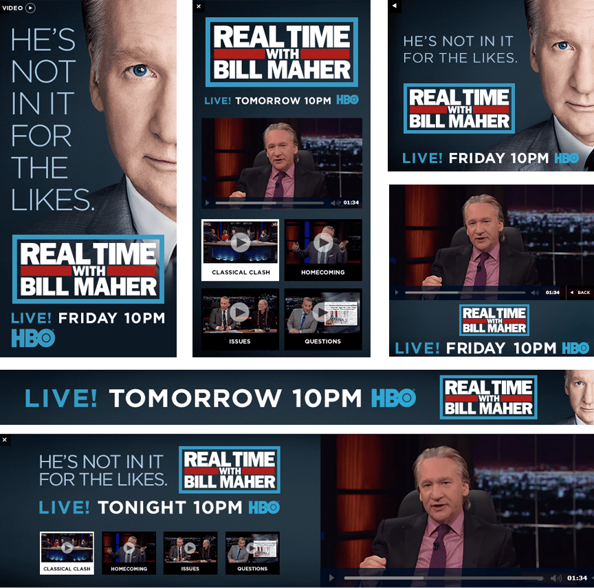 Real Time with Bill Maher - Firestride Media