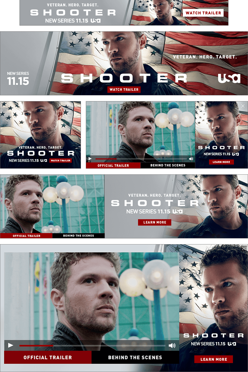 Shooter Project Images - Firestride Media