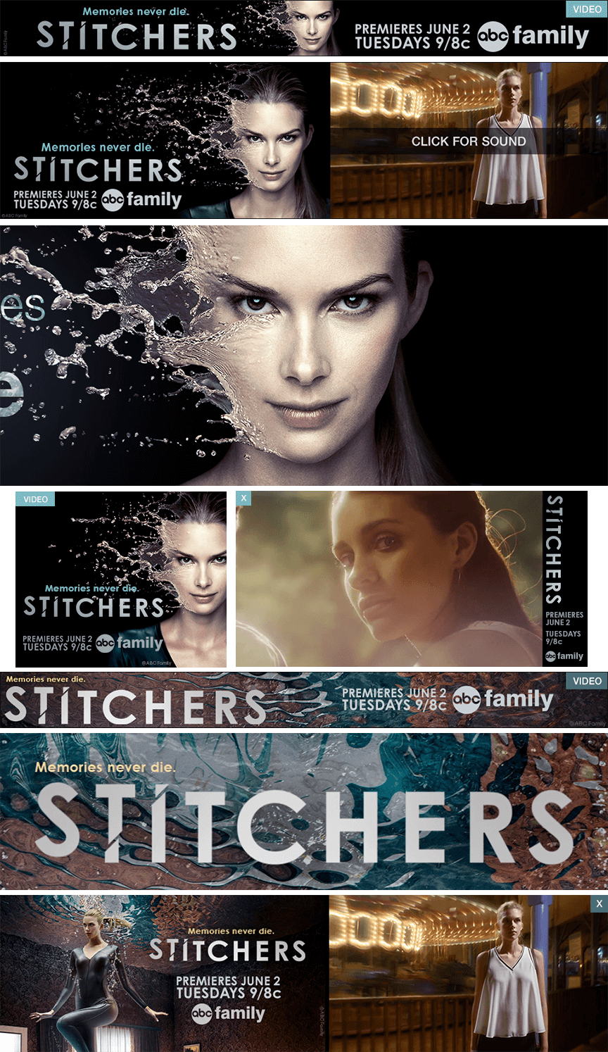 Stitchers - Firestride Media