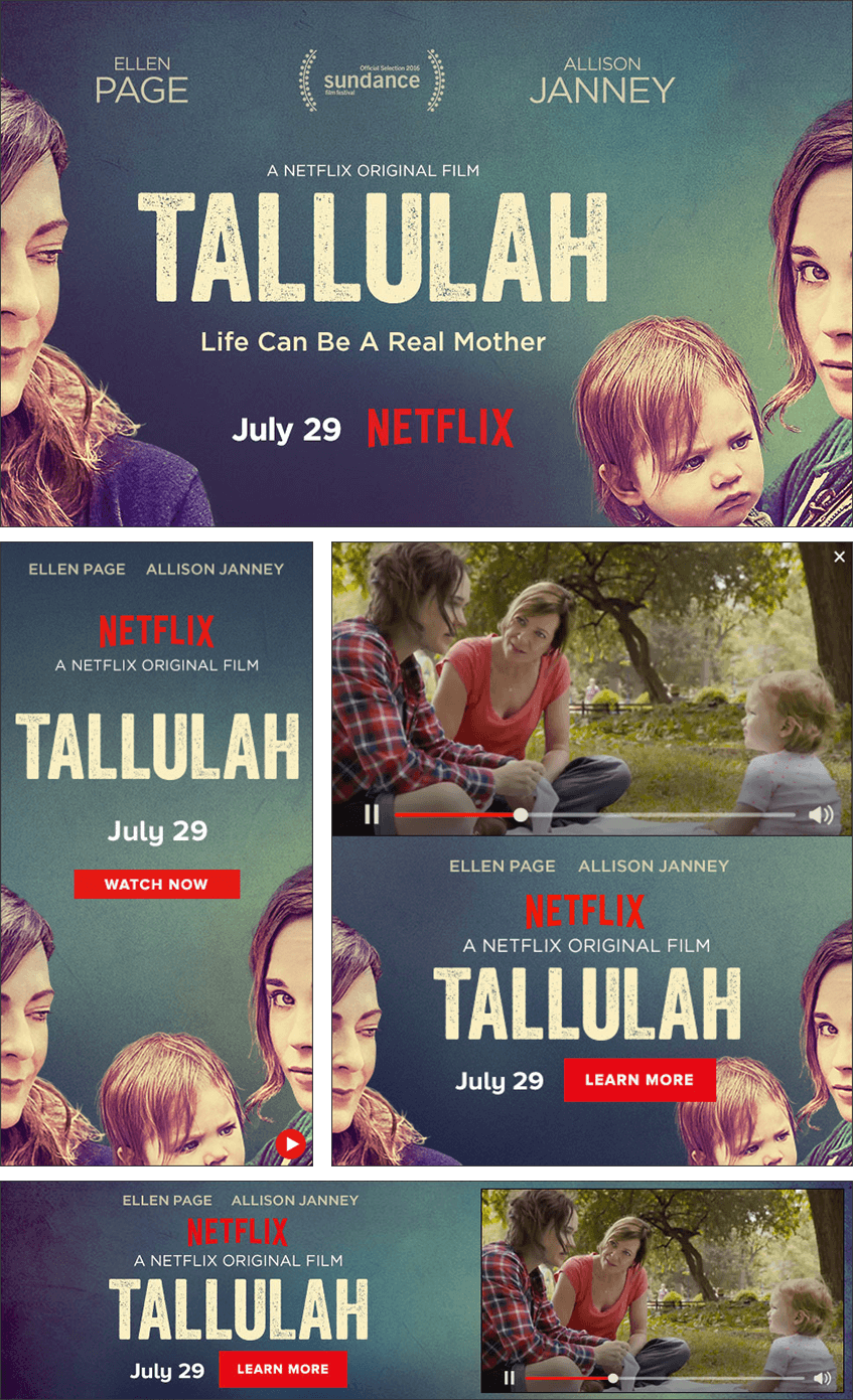 Tallulah Project Images - Firestride Media