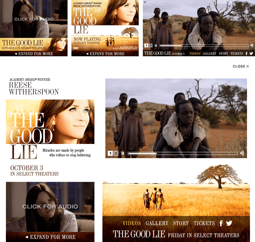 The Good Lie - Firestride Media